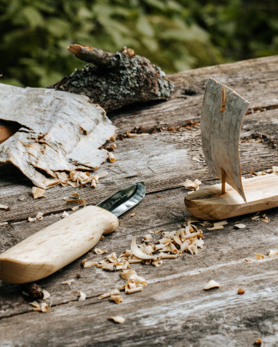 The Outdoorman's Allround Tool