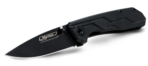 Black 7 Folding Knife